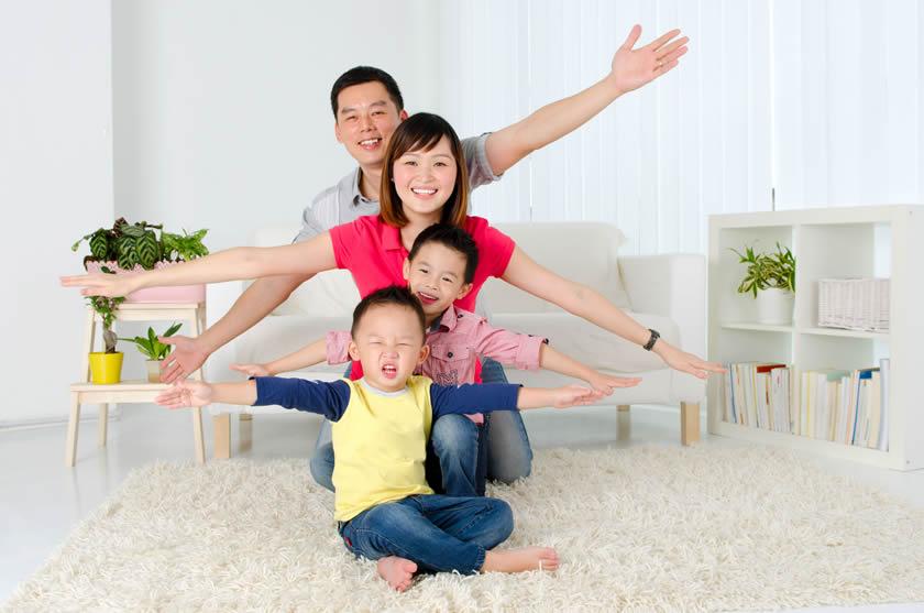 成為有適應力的父母